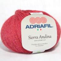 Adriafil Sierra Andina #16 Coral Red