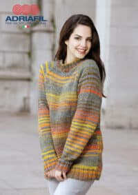 Adriafil Zebrino Morgana Sweater