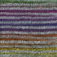 Adriafil Zebrino #64 multi purple green