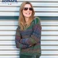 Adriafil Zebrino Gilda Sweater