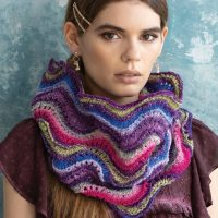 Noro Tabi Old Shale Cowl