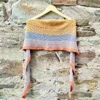 Andrea Shawl Kit #2