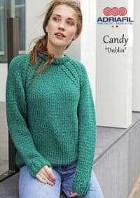 Adriafil Candy Dublin Sweater