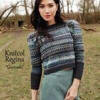 Adriafil Regina Knitcol Grenada Pullover #69