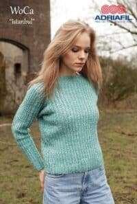 Adriafil Woca Istanbul Sweater