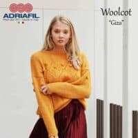 Adriafil Woolcot Giza Sweater Pattern