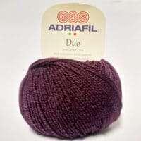 Adriafil Duo Comfort Plum