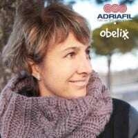 Adriafil Obelix Cabled Cowl