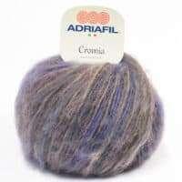 Adriafil Cromia #17 Purple Brown Fancy