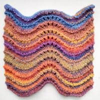 Mistero Waves Chunky Cowl Kit