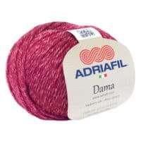 Adriafil Dama Alpaca Silk 50gm #58 Burgundy