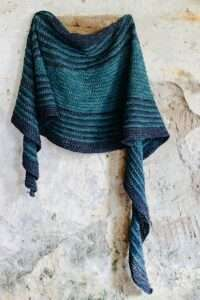 The Shawl Project Book #2 Kingfisher