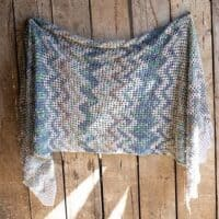 The Shawl Project Book 5: Not So Granny Wrap