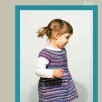 Adriafil Knitcol Girls Tunic Dress
