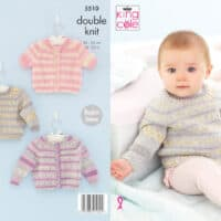 King Cole Drifter For Baby Pattern 5510