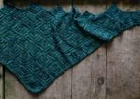 The Shawl Project Book #2 Pinetum