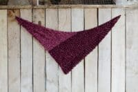 The Shawl Project Book #2 Reverse Gear