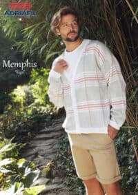 Adriafil Memphis Men's Cardigan