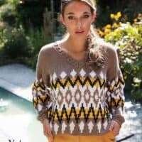 Adriafil Nature Lalibela Sweater