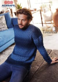 Adriafil Tintarella Man's Sweater