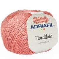 Adriafil Fiodiloto Cotton/Viscose/Linen #21 Rose 50gm