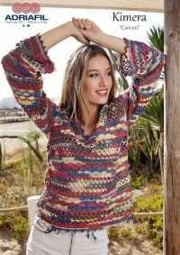 Adriafil Cancun Crocheted Sweater