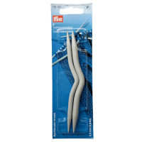 Prym Crooked Cable Needles 6/8mm