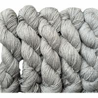 Chester Wool Company Tibetan DK Undyed Merino, Yak, Silk 212m/100gm